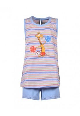Meisjes pyjama veelkleurig...