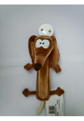 Fopspeenhouder 22 cm Hond...
