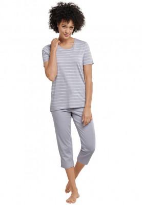 Dames pyjama light grey...