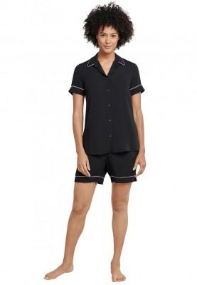 Dames pyjama short black...