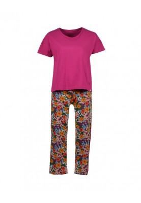 Dames pyjama fuchsia...