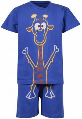 Heren pyjama koningsblauw...