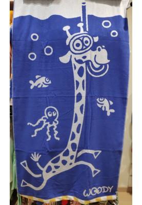 Handdoek 100x200cm...