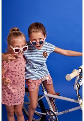 Meisjes pyjama lichtblauw...