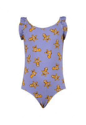 Badpak streep met giraf...