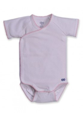Baby body KM  duopack roze...