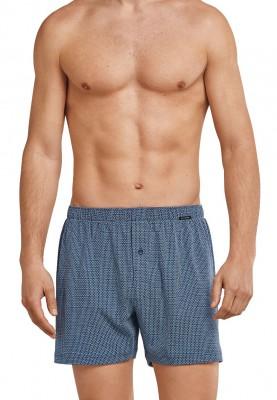 Heren boxershorts dark blue...