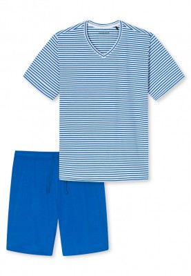 Heren pyjama aqua...