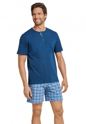 Heren pyjama dark blue...