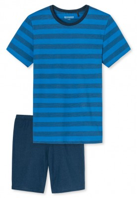 Jongens pyjama royal blue...