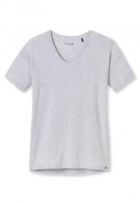 Dames tshirt k grey melange...