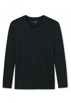 Heren tshirt 11 arm black...