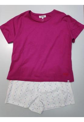 Meisjes pyjama fuchsia...