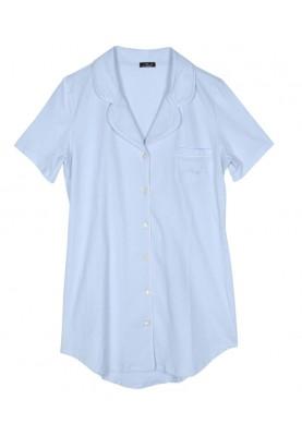 Dames slaapkleed lichtblauw...