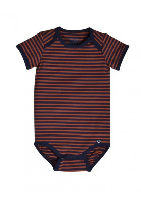 Baby body donkerblauwroest...
