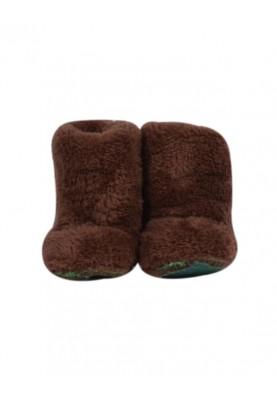 Pantoffels bruin 2023BOOM262