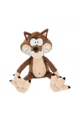 grote knuffel wolf  50cm...