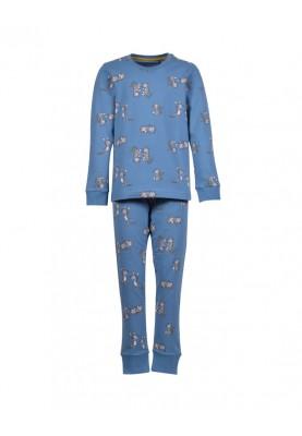 Jongens pyjama blauw met...
