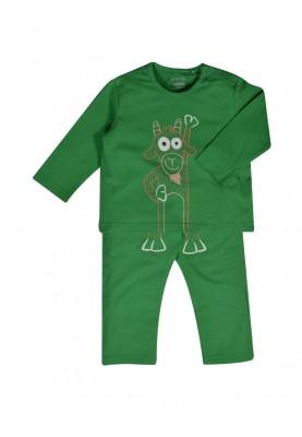 Jongens pyjama woudgroen...
