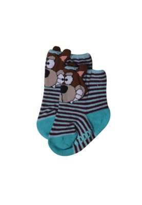 Baby sokken wolf 2023SOLI030