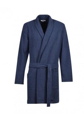 Heren kamerjas donkerblauw...