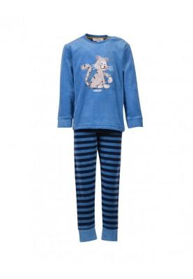 Jongens pyjama blauw...