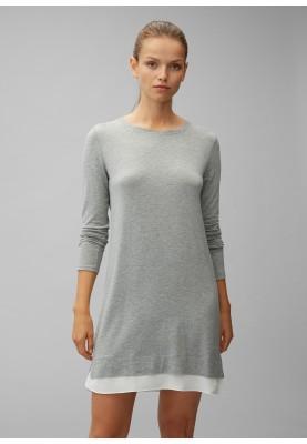 Dames slaapkleed grey...