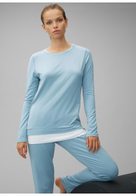 Dames pyjama bluegrey...