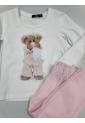 Meisjes pyjama bear girl...
