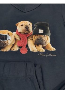 Jongens pyjama ski trio...