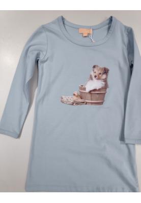 Meisjes slaapkleed Dog tub...