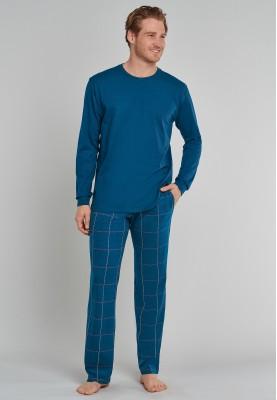 Heren pyjama nightblue...