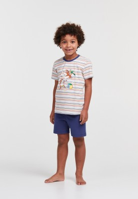 Jongens pyjama multicolor...