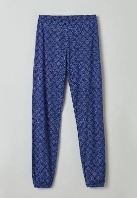 Dames pyjama blauw stipjes...