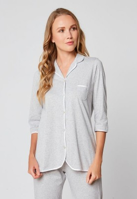 Dames pyjama 100 katoen...