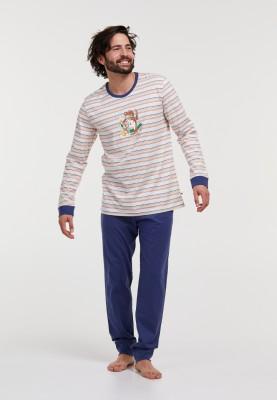Heren pyjama multicolor...
