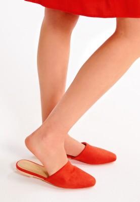 Pantoffels rood 2115LSBW433