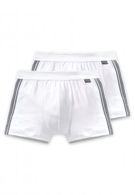 Heren shorts wit 2 pack...