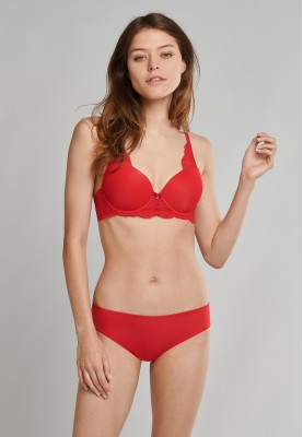 Dames Bh padded red 168919500