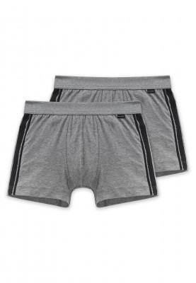 Heren shorts antraciet 2...
