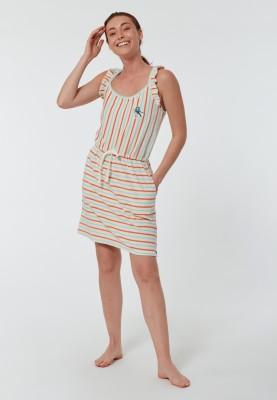 Dames jurk multicolor...