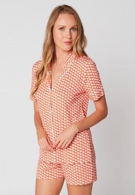 Dames pyjama short...