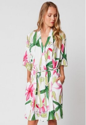 Dames kimono multico...