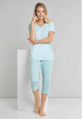 Dames pyjama 34 mint green...