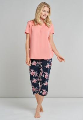 Dames pyjama 34 nightblue...