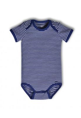 baby body donkerblauw...