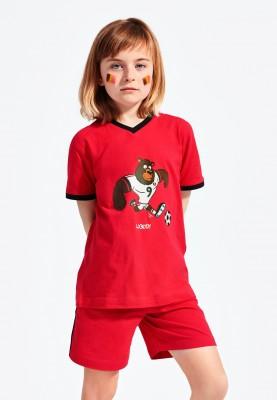 Kinder pyjama red devil...