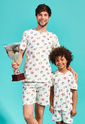 Heren pyjama olympic games...