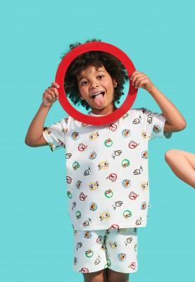 Kinder pyjama olympic games...