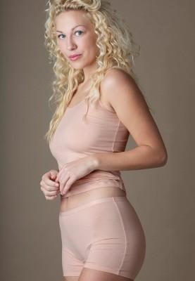 Dames short blush roze...